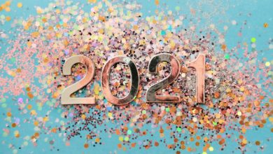 عبارات تهنئة بالعام الجديد 2021 واتس اب مكتوبة