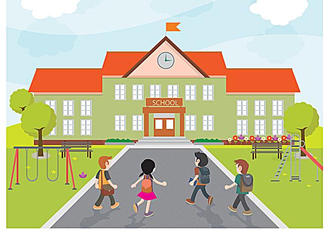حالات واتس اب عن المدرسة مكتوبة